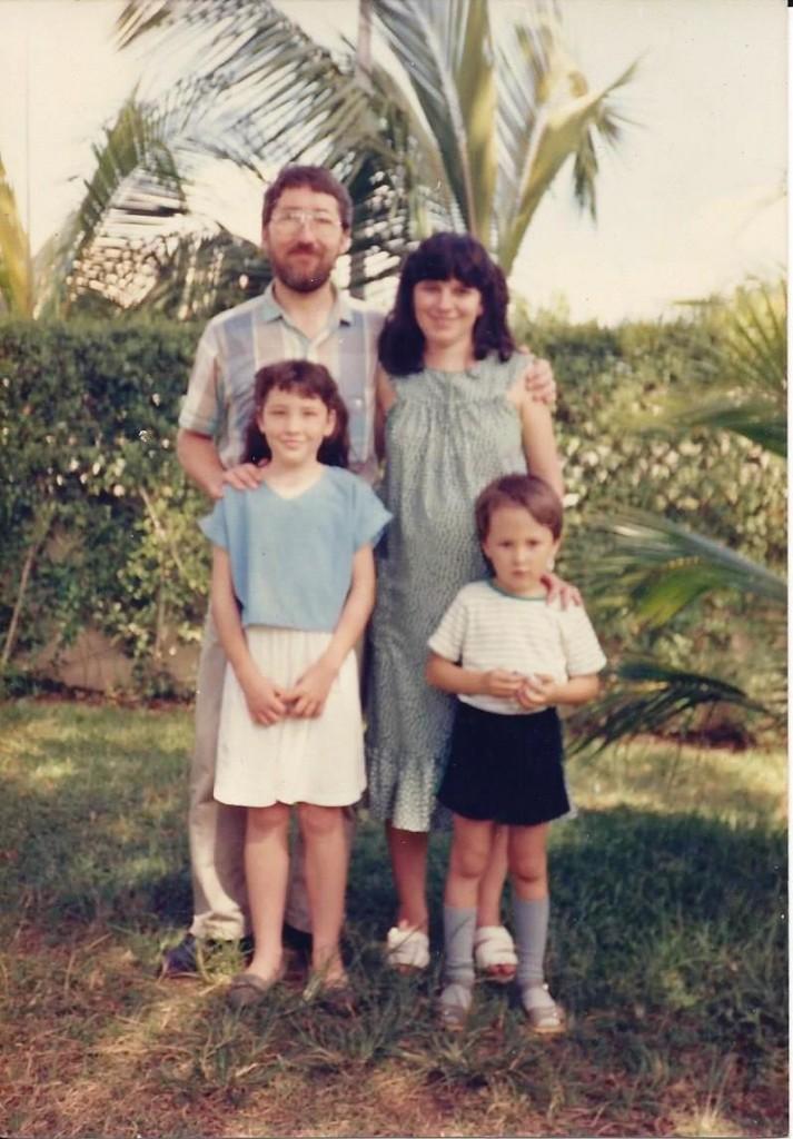 Arrivée en Côte d'Ivoire sept 1986 (1)