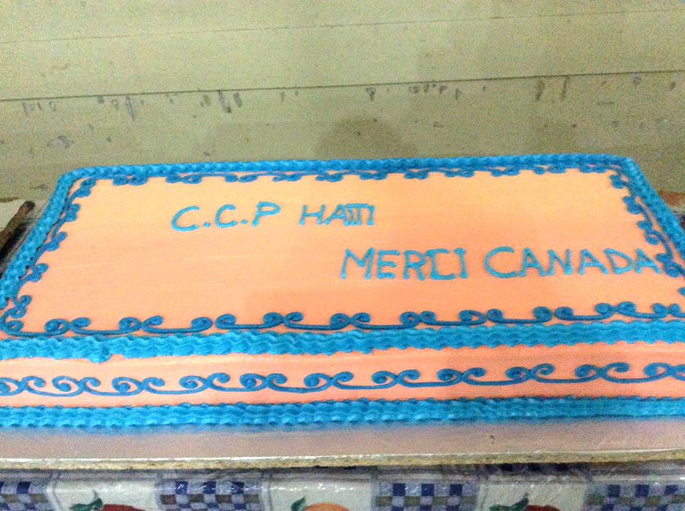 Gâteau gradués