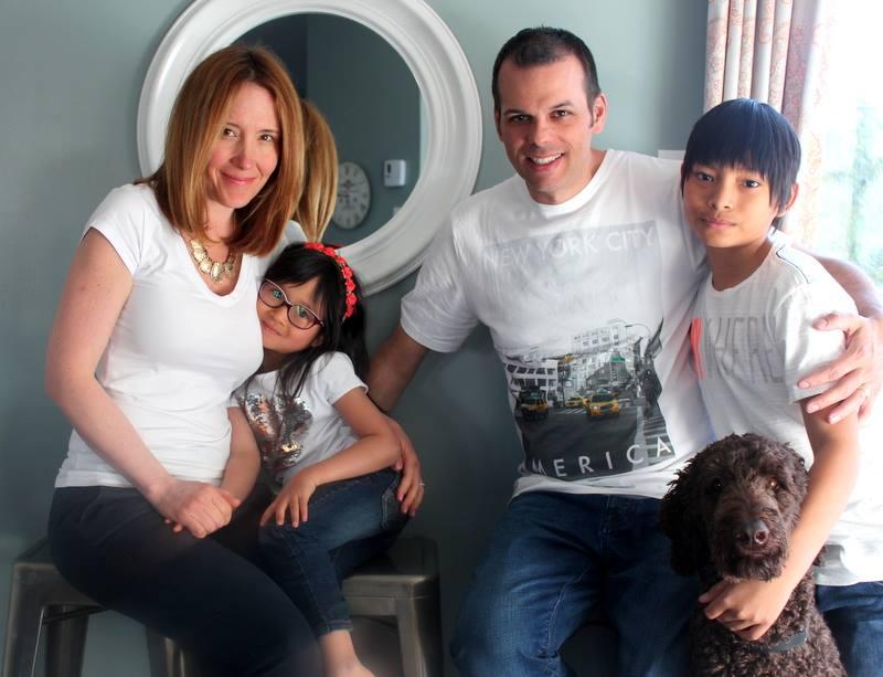 Naomi's family