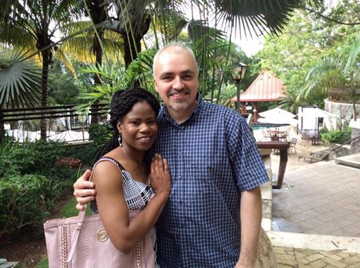 Stéphane et Tanya